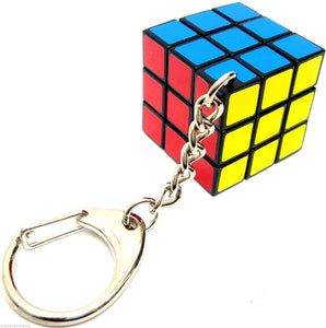 Rubiks Cube Key Ring
