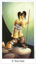 Tarot of the Cat People Deck