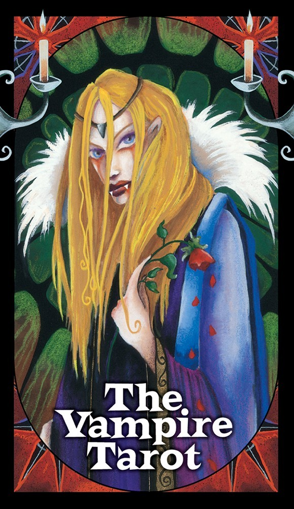The Vampire Tarot Deck