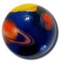 Solar System Marble