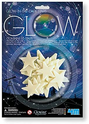 Glow-In-The-Dark Stars