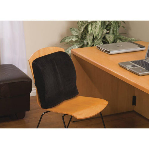 DUAL USE BACK SUPPORT SEAT CUSHION