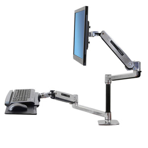 Lx Sit-Stand workstation