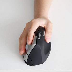 Wireless vertical EZ Mouse (left handed)