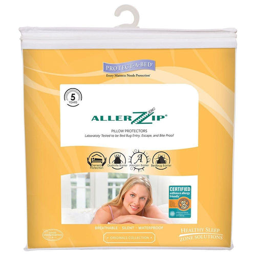 Aller Zip Smooth pillow protector ( pair)