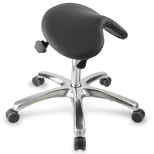 """Better posture"" saddle chair"
