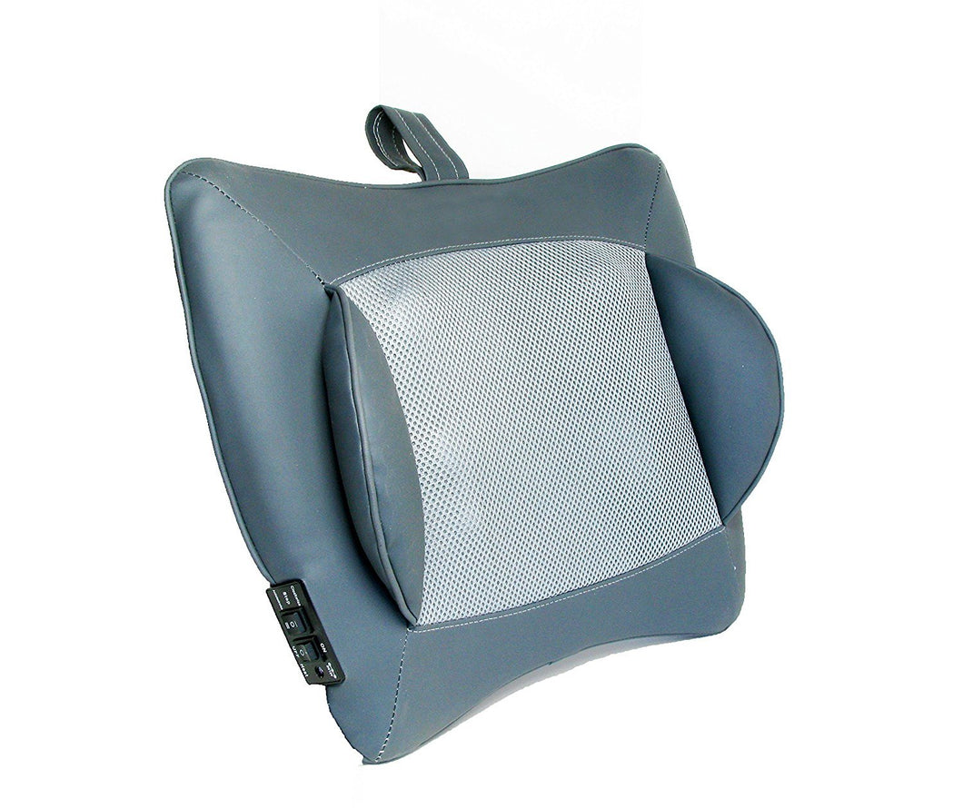 Shiatsu massage cushion with infrared heat