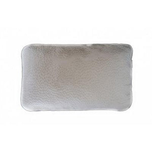 Cassiopée Viscogel and flaked memory foam thick pillow