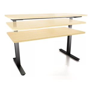 UpCentric 24 x 48 elevating electric table