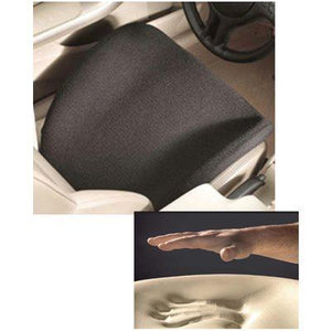 Executive contour seat cushion for coccyx pain by Lifeform