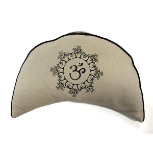 Zafu portable meditation cushion