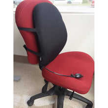 ErgoSupport backrest with air lumbar system