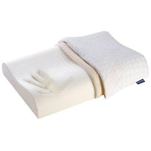 Wave cervical pillow