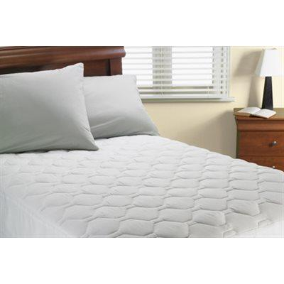 100% cotton mattress protector
