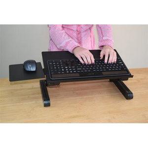 WorkEZ Keyboard and Mouse Tray