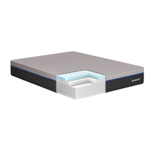 Gel Active memory foam mattress