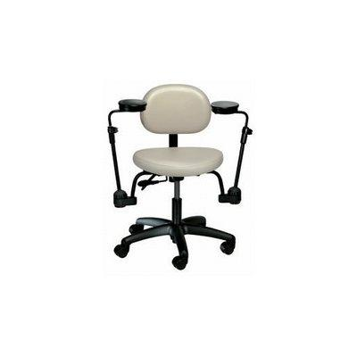 Posiflex chair with articulated elbow rest