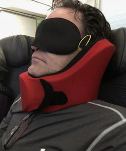 Travel kit for the neck