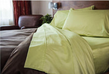Sheet set sateen cotton 320 thread