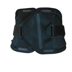 Ventilated back support
