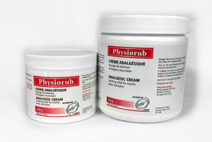 Physiorub analgesic cream