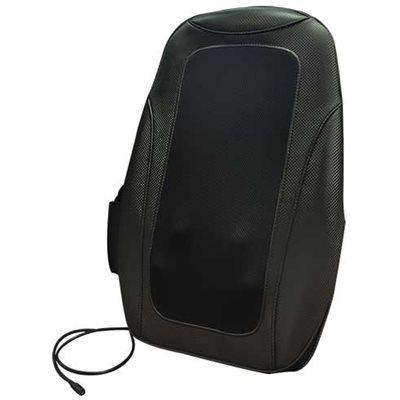 XL Shiatsu massage backrest with heat