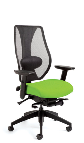 TCentric Hybrid ergonomic chair