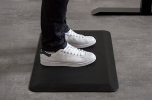 Extra cushioned anti-fatigue mat