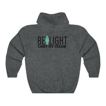 Load image into Gallery viewer, Belight Ice Cream Merch - Unisex Heavy Blend™ Hooded Sweatshirt