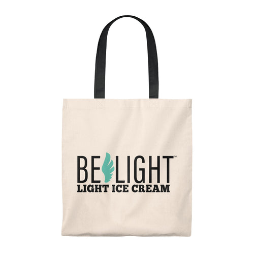 Belight Ice Cream Merch - Tote Bag - Vintage