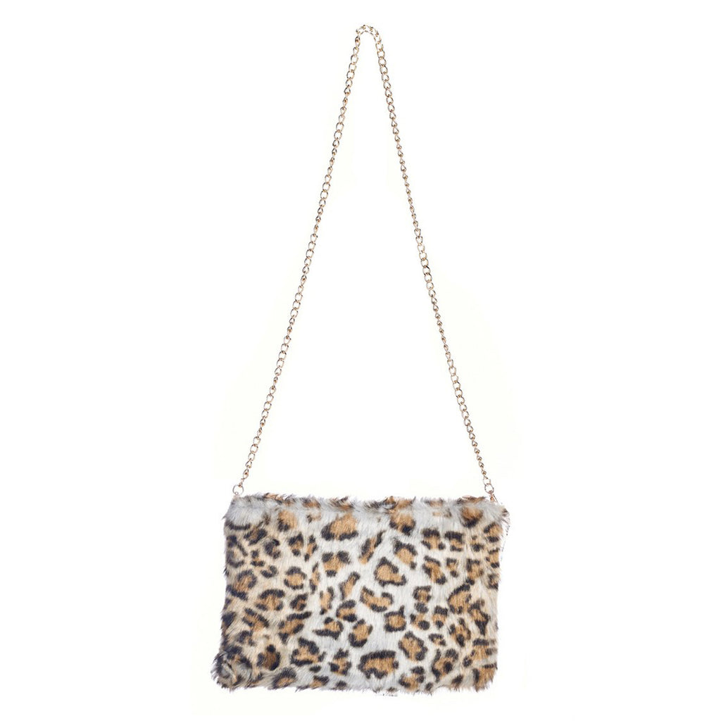 Leopardito Crossbody / Clutch
