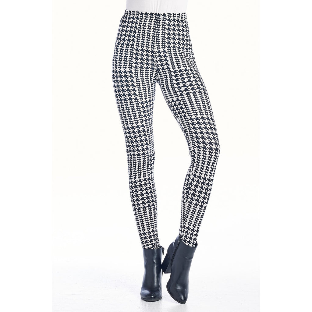 Cadence Houndstooth Leggings