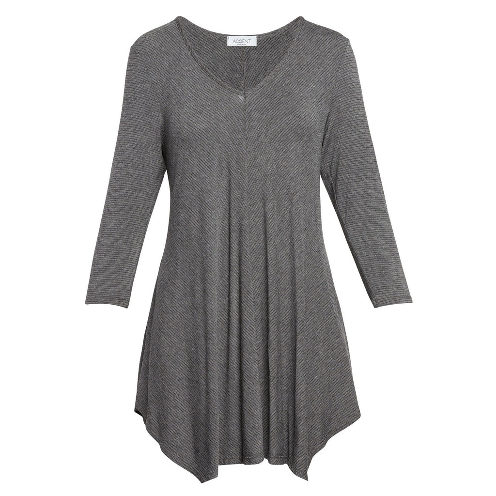 Simone Striped Tunic