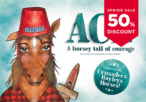 Ace: A Horsey Tail of Courage