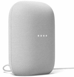 Google Haut-Parleur Bluetooth Nest Audio Craie