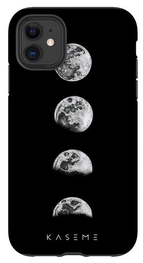 KaseMe Étui ''Tough'' Lune pour iPhone