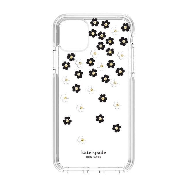 Kate Spade étui Défensive  Scattered Flowers pour iPhone, Extras | Nomade.mobi