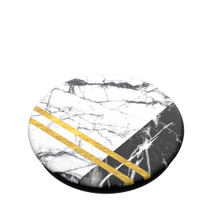 PopSockets - PopTop (top seulement et interchangeable) Art Deco Marble, [product_type] | Nomade.mobi