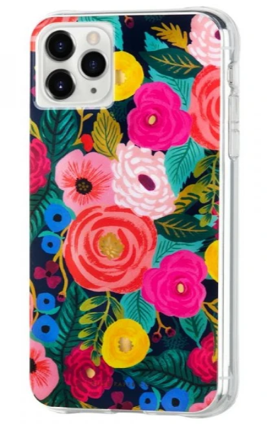 Case-Mate Riffle Paper étui Juliet Rose pour iPhone