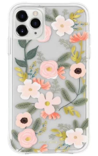 Case-Mate Riffle Paper étui Wild Flower pour iPhone