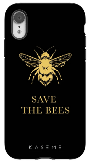 KaseMe Étui ''Tough'' Save the bees par Josh Johnston