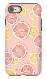 KaseMe Étui ''Tough'' Limonade Rose pour iPhone, Extras | Nomade.mobi