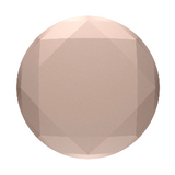 PopSockets - PopGrip (complet et interchangeable) Rose Gold Metallic Diamond, [product_type] | Nomade.mobi