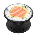 PopSockets - PopGrip (complet et interchangeable) Salmon Roll, [product_type] | Nomade.mobi