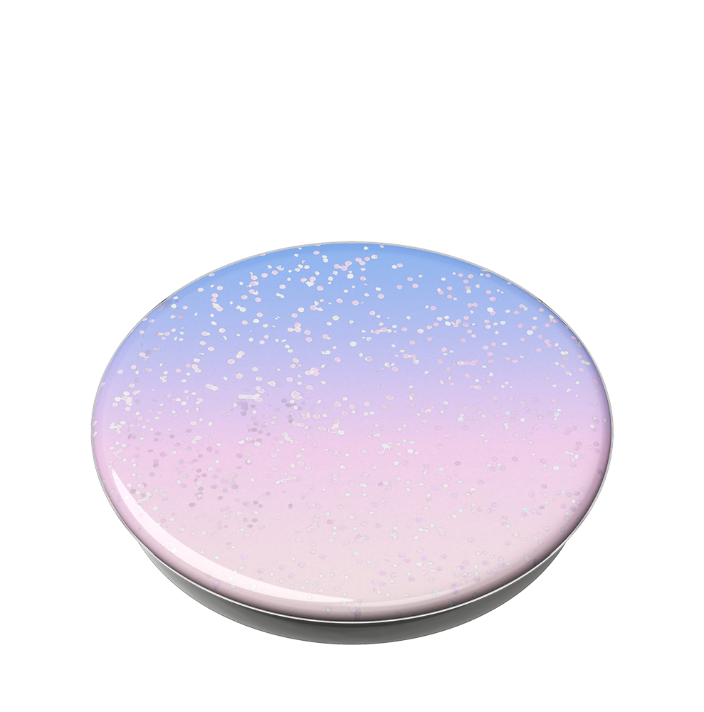 PopSockets - PopGrip (complet et interchangeable) Glitter Morning Haze, [product_type] | Nomade.mobi