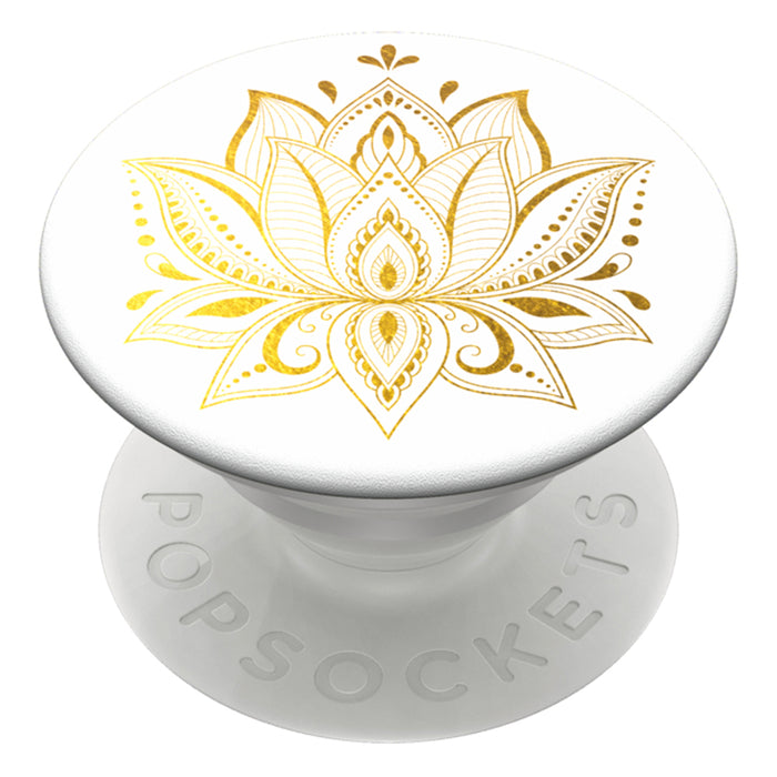 PopSockets - PopGrip (complet et interchangeable) Golden Prana, [product_type] | Nomade.mobi