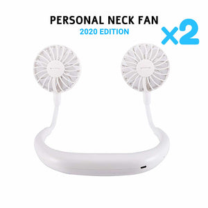 Personal Cooling AC Neckband (x2 PACK)