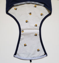 Load image into Gallery viewer, EZ-On BaBeez™ - Spring & Summer - Navy - Baby Bodysuit