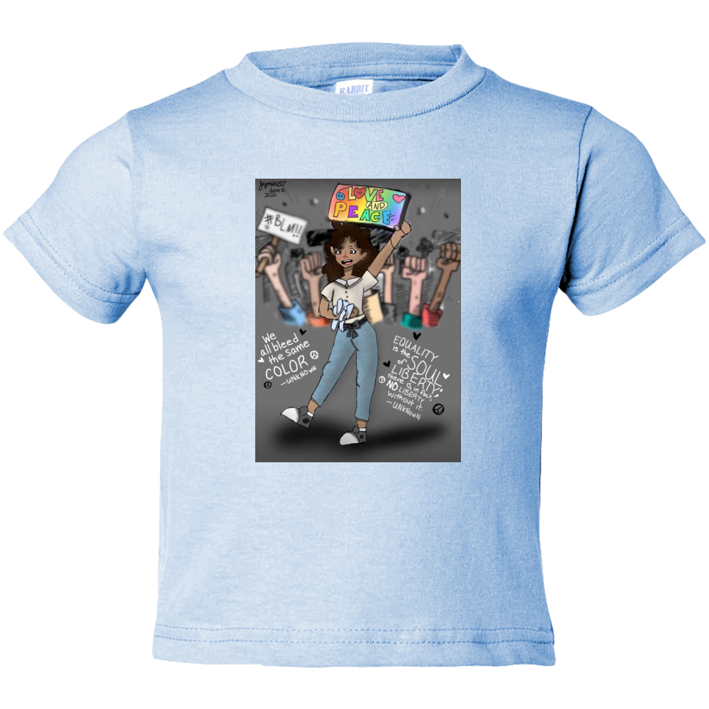 Jasmine T-Shirt - special design - Toddler Tee