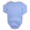 EZ-On BaBeez™ Long Sleeve Bodysuit Blue Bell